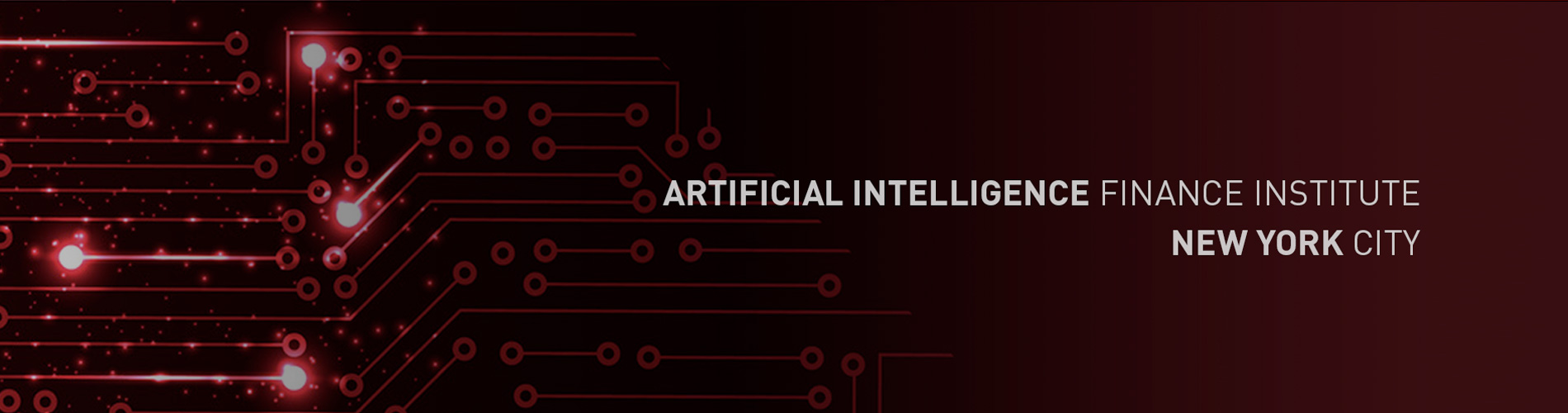 Artificial Intelligence Finance Institute - New York City